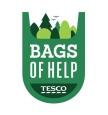 tescos bags of help sponsor